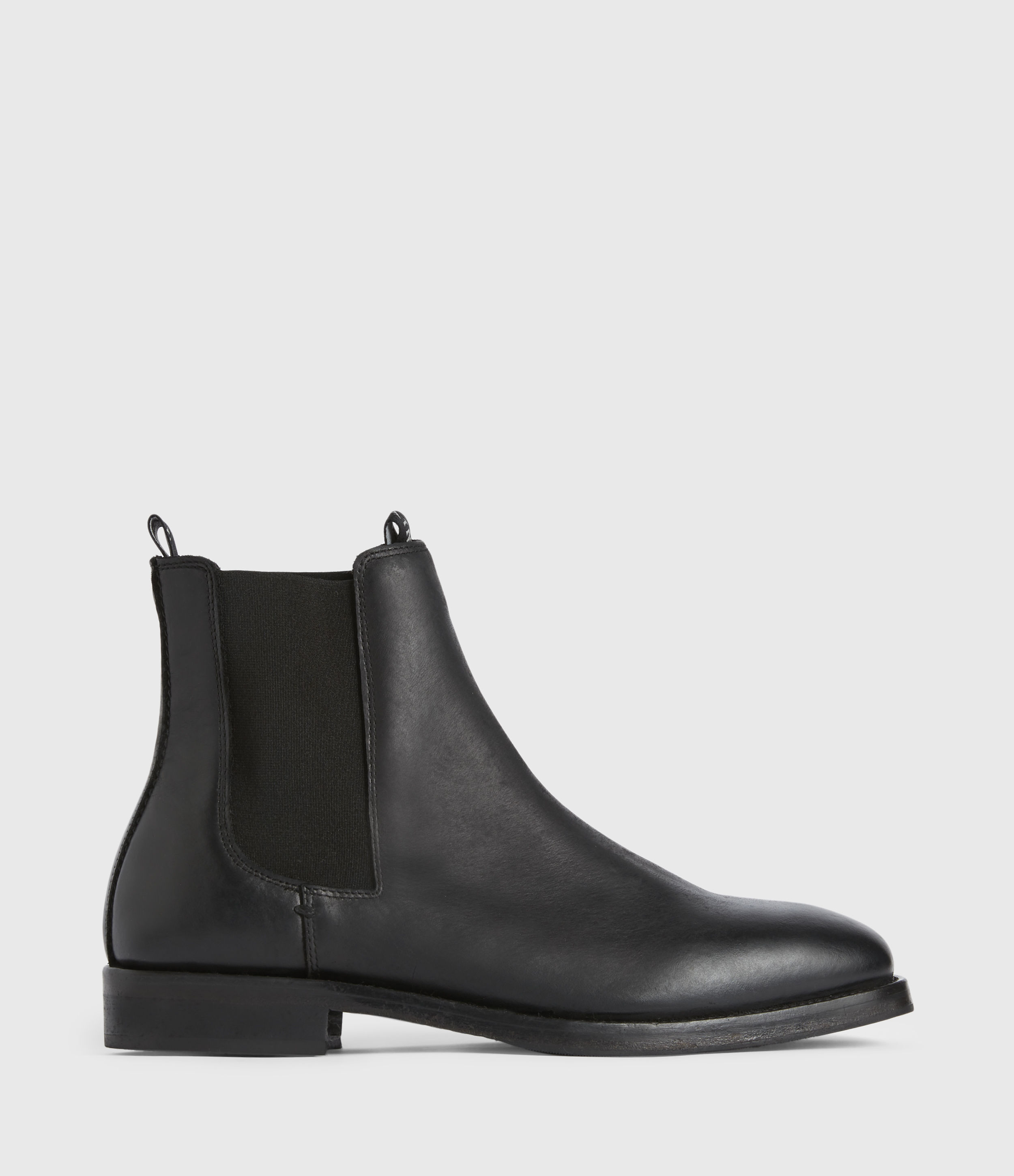 AllSaints Eli Leather Boots