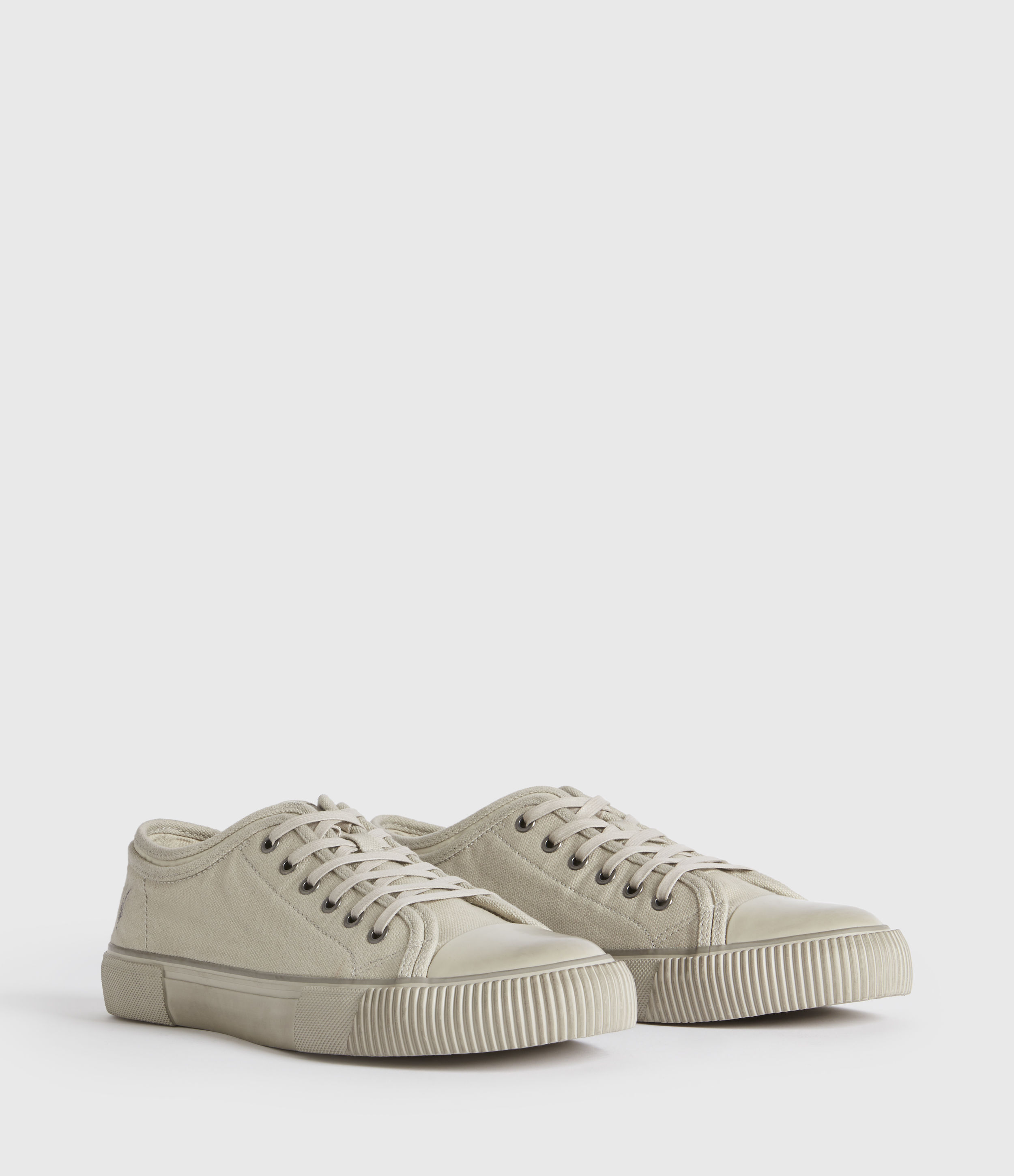 AllSaints Rigg Ramskull Low Top Trainers