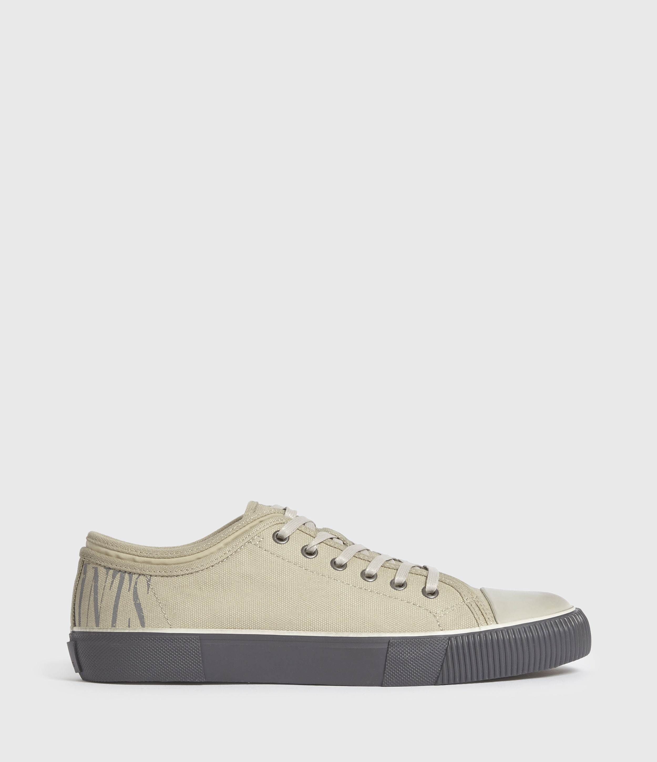 AllSaints Rigg Stamp Low Top Trainers