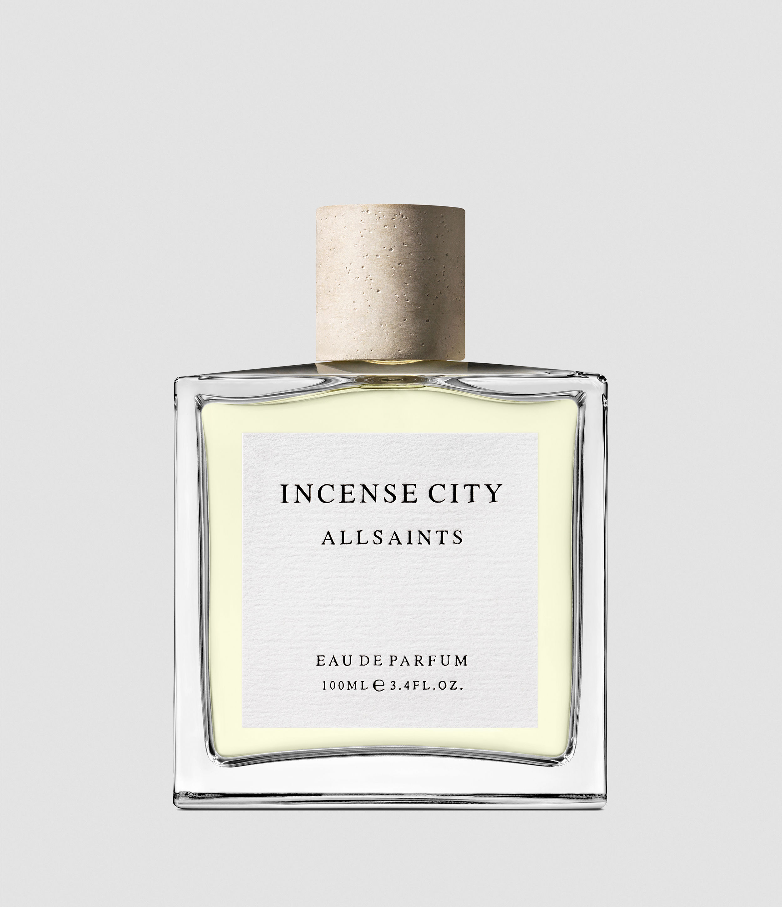 AllSaints Women's Incense City Eau De Parfum, Size: 100ml