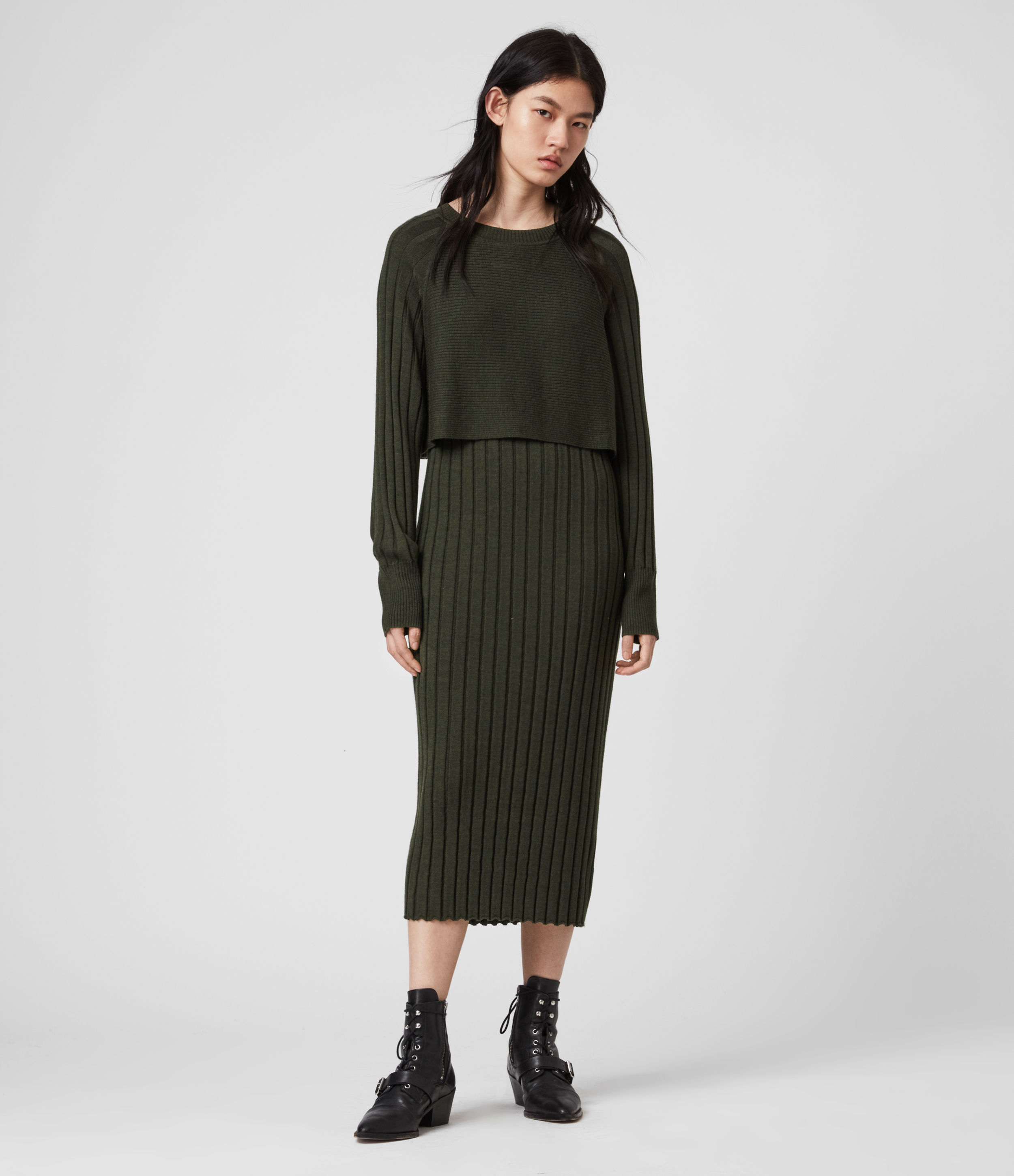 AllSaints Tarun Dress