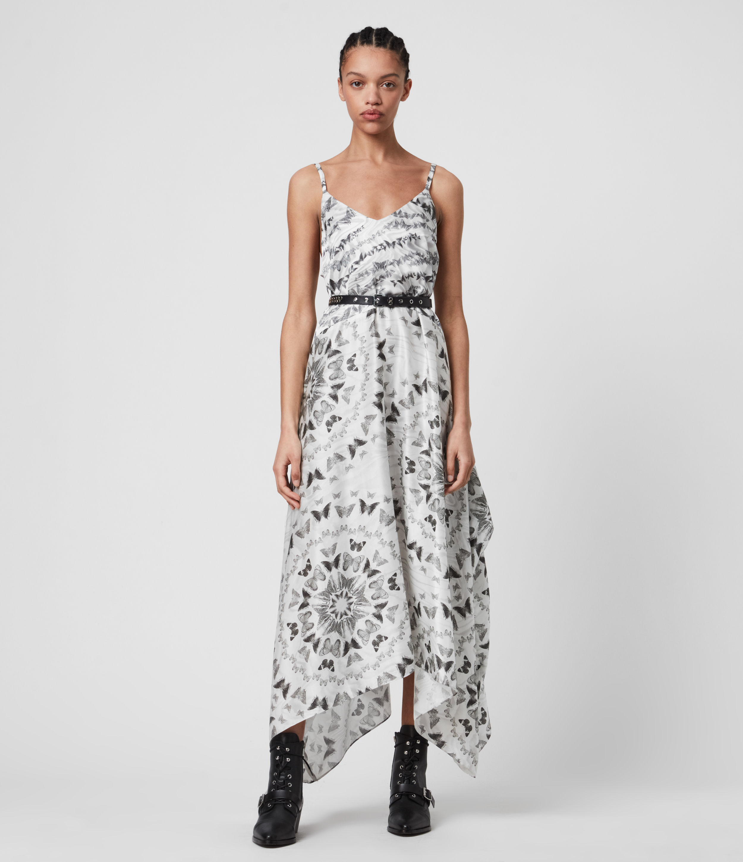 AllSaints Larisa Varkala Dress
