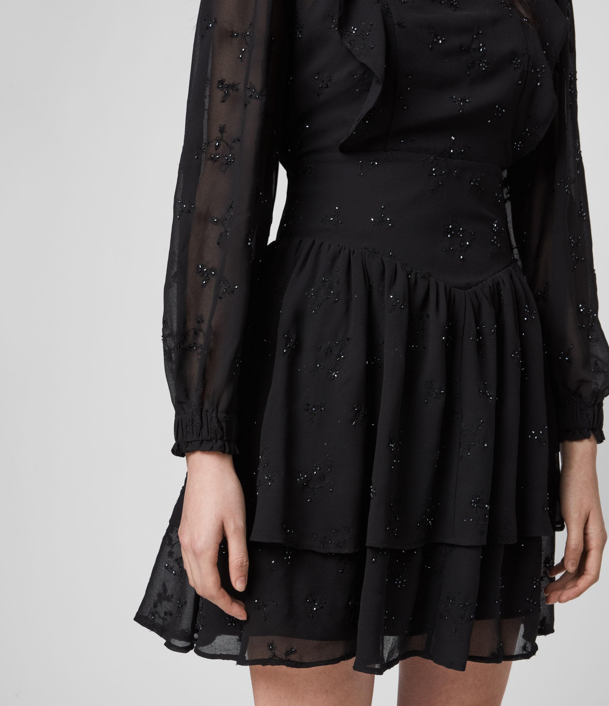 AllSaints Aislyn Ditsy Dress