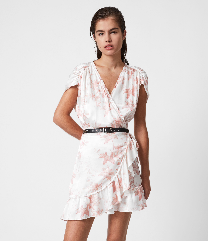 AllSaints Zini Evolution Dress