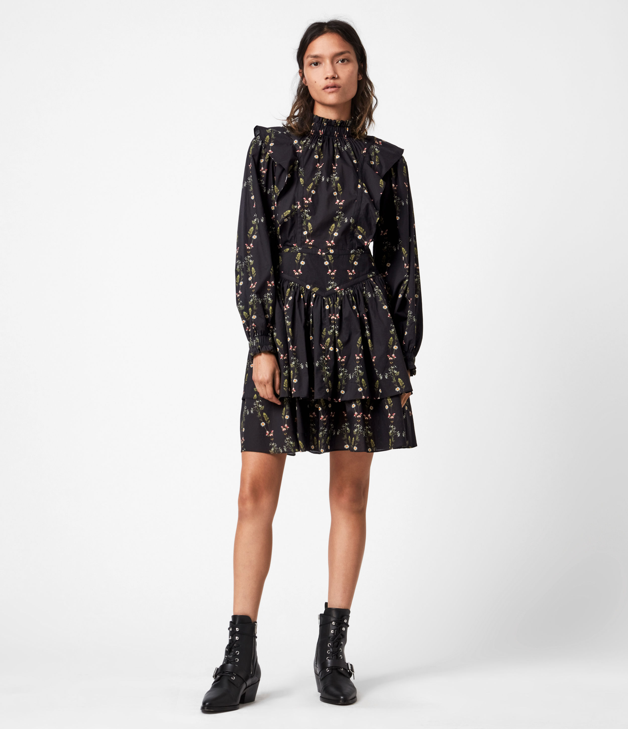 AllSaints Aislyn Varanasi Dress