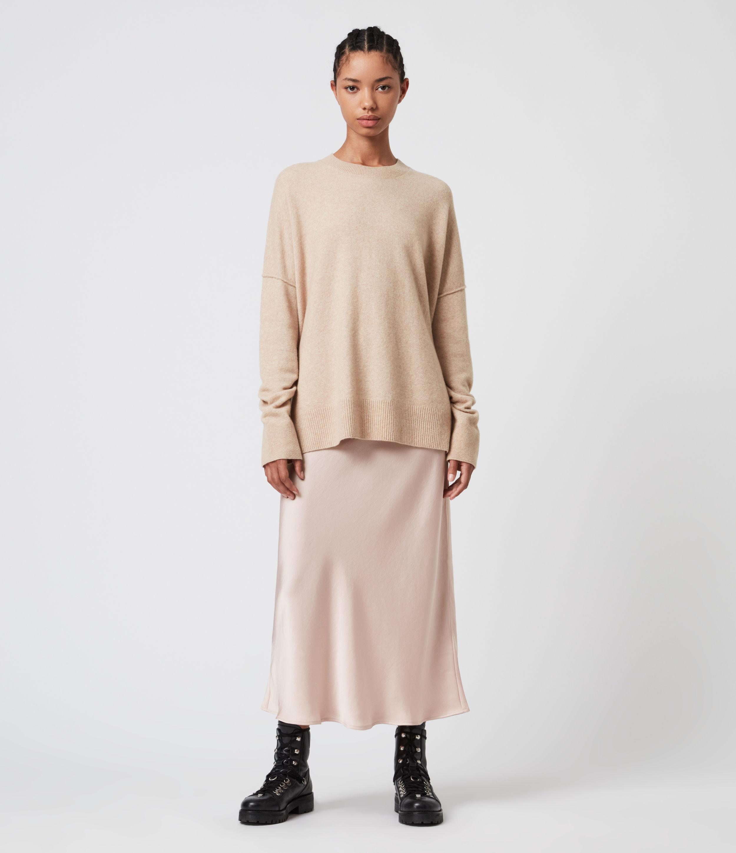 AllSaints Darla 2-In-1 Dress