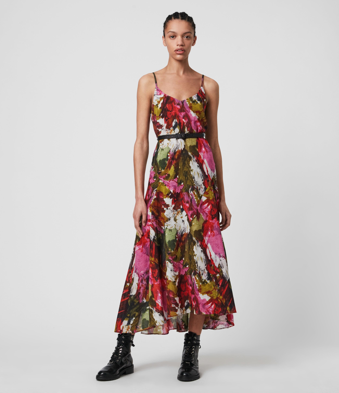 AllSaints Essie Expressive Dress