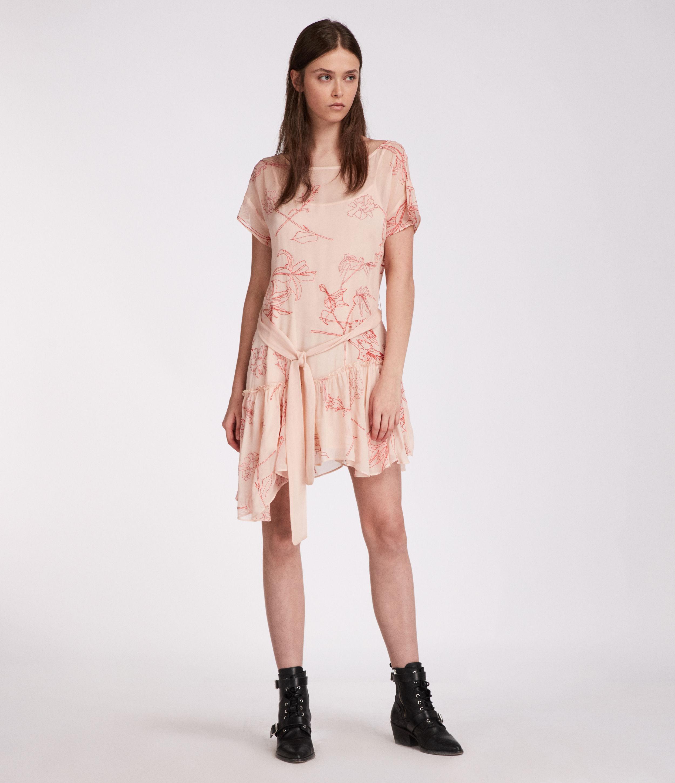 AllSaints Sara Verity Dress