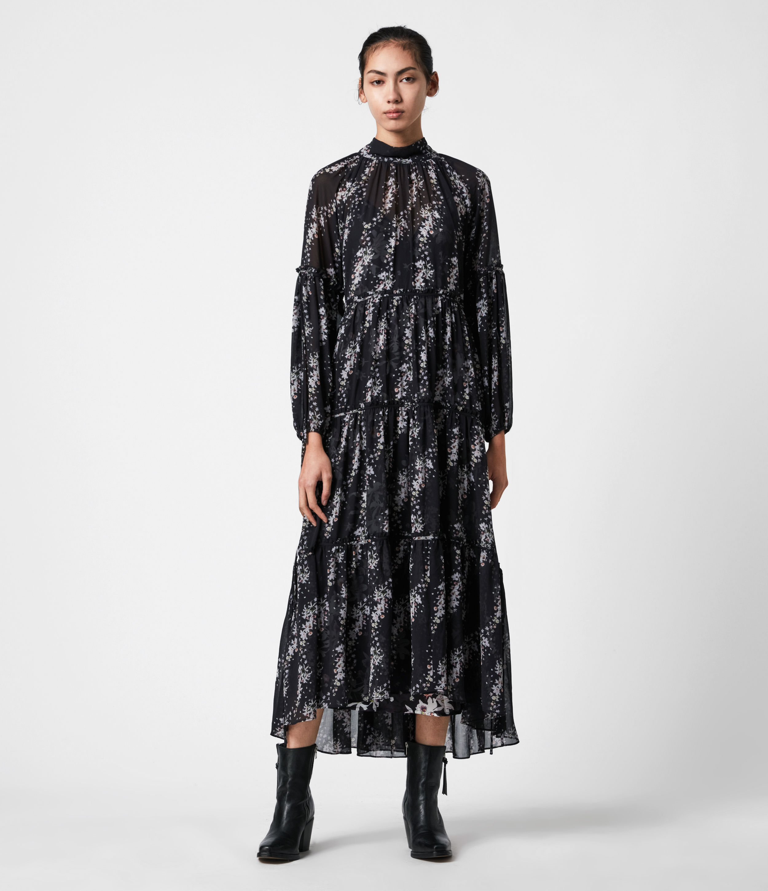 AllSaints Eimear Cultivar Dress