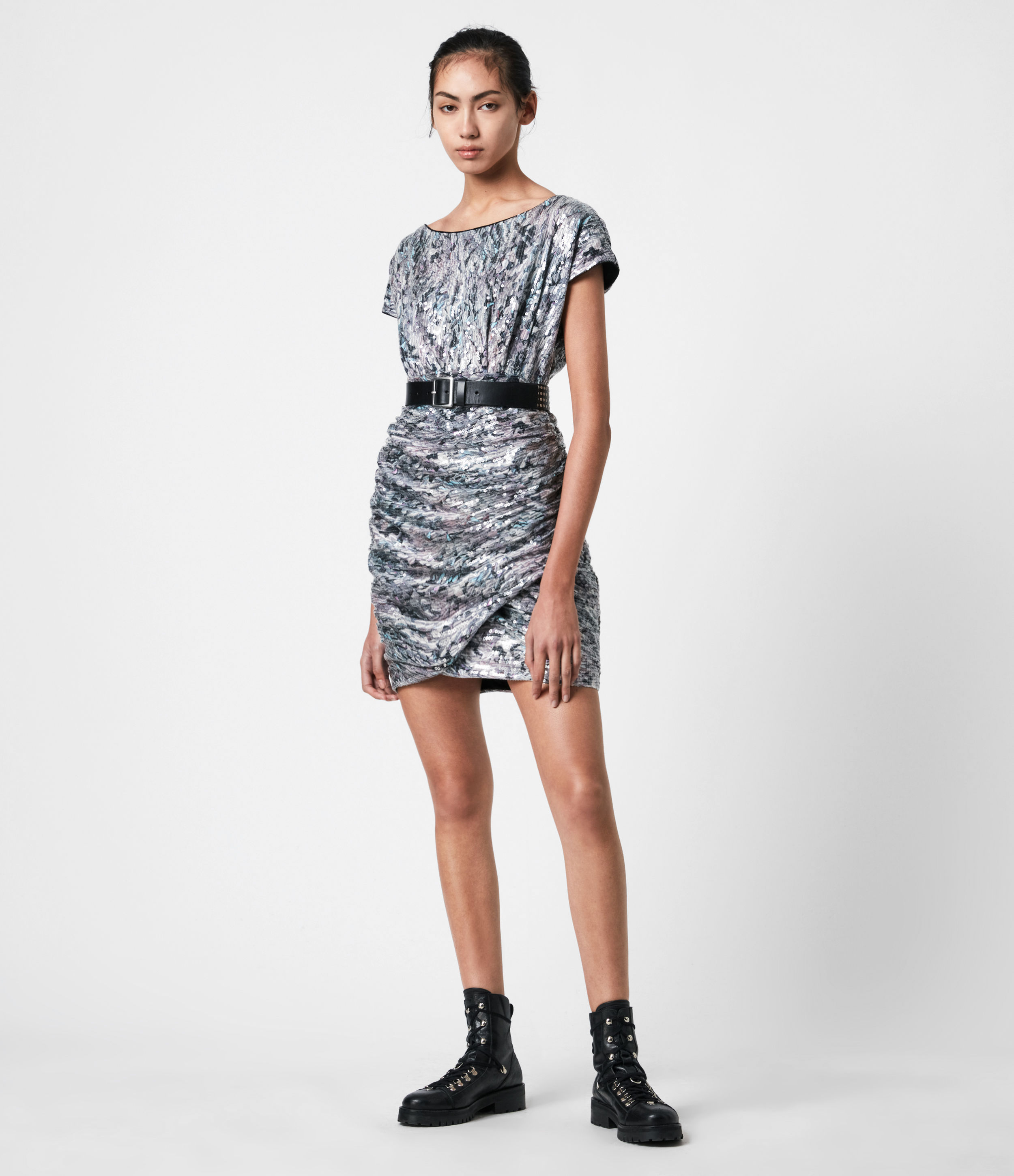 AllSaints Rosina Revival Dress