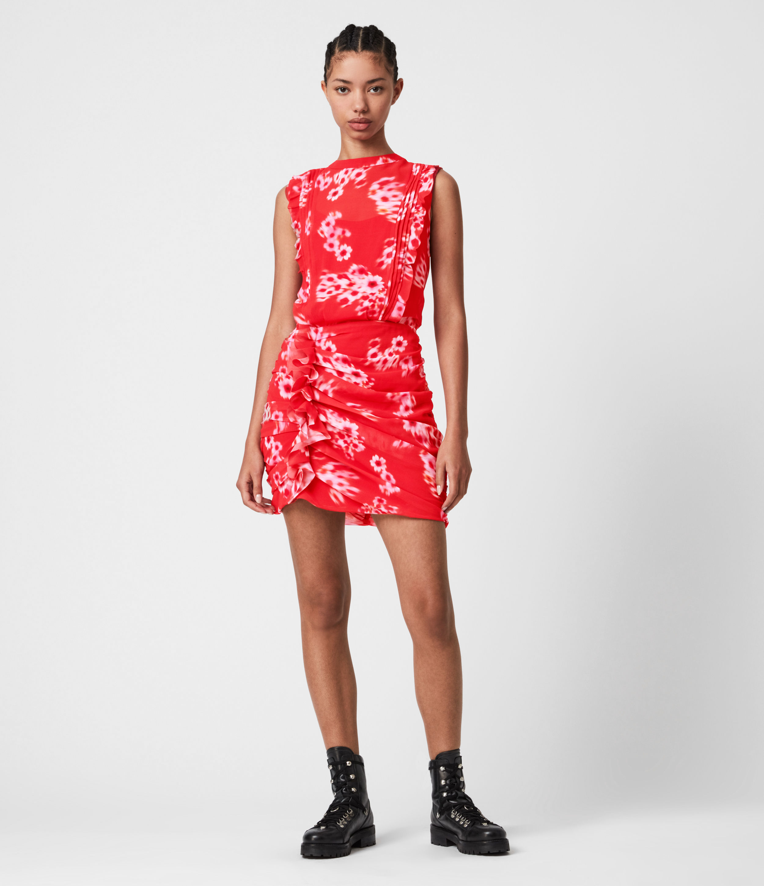 AllSaints Hali Jasmine Dress