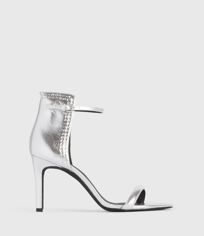AllSaints Avia Leather Sandals