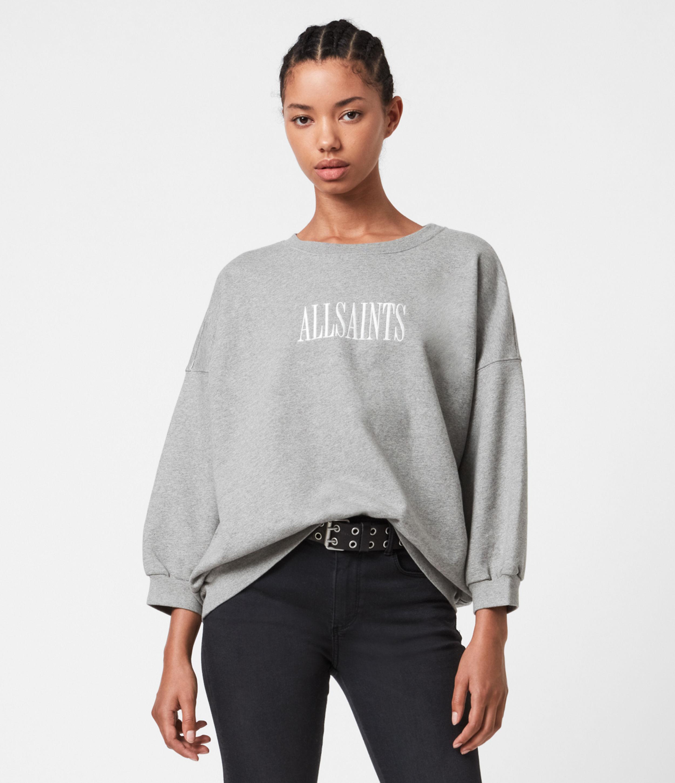 AllSaints Stamp Storn Sweatshirt
