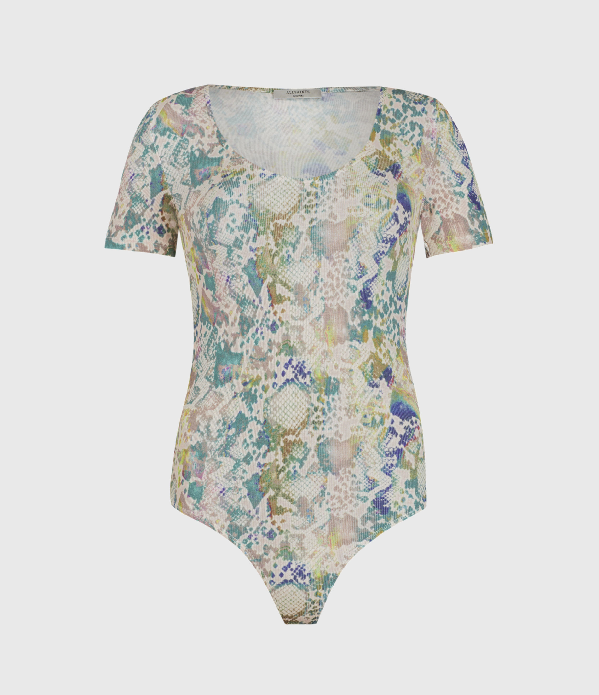 AllSaints Masala Raffi Bodysuit
