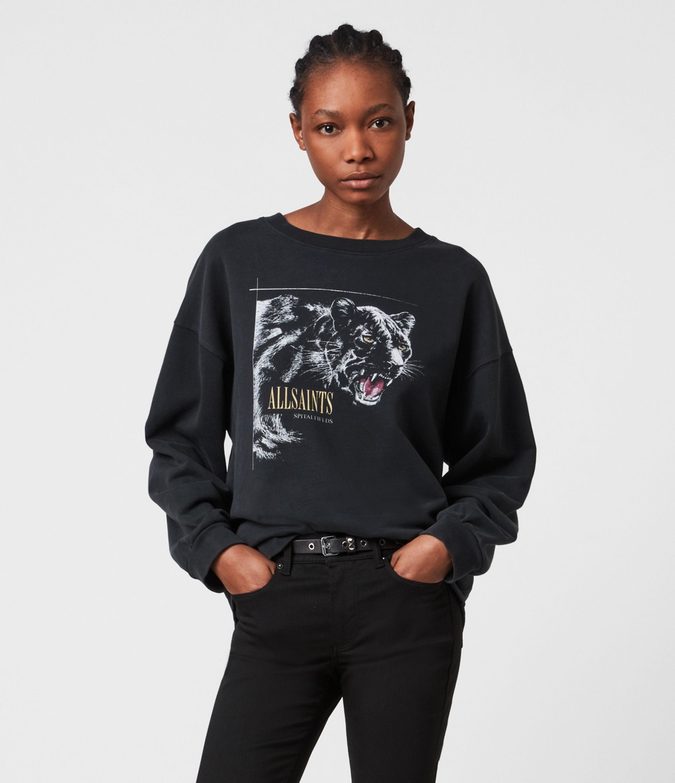 AllSaints Panthera Iona Sweatshirt