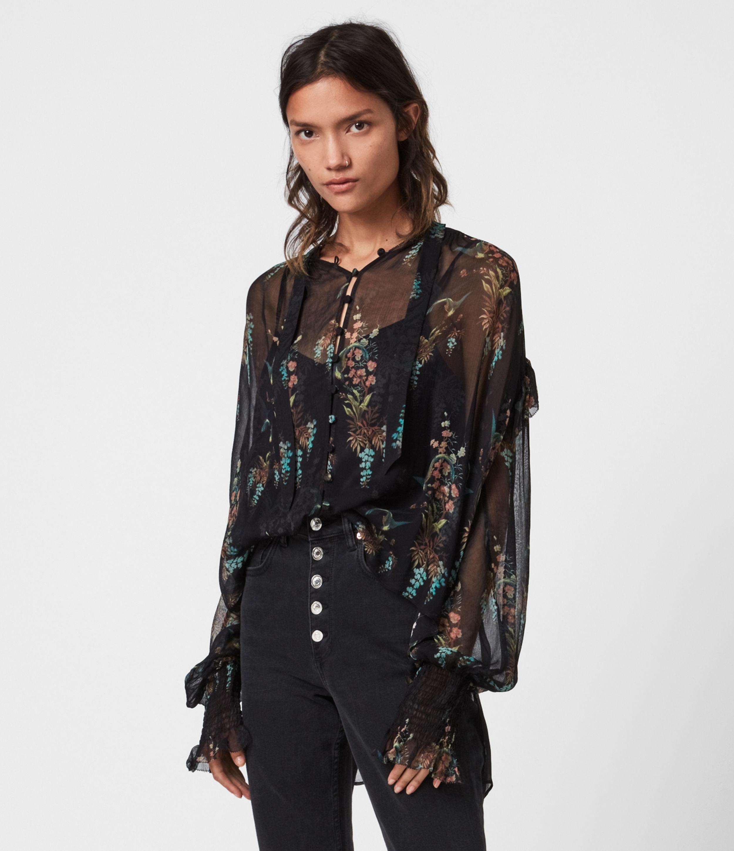 AllSaints Lara Melisma Shirt