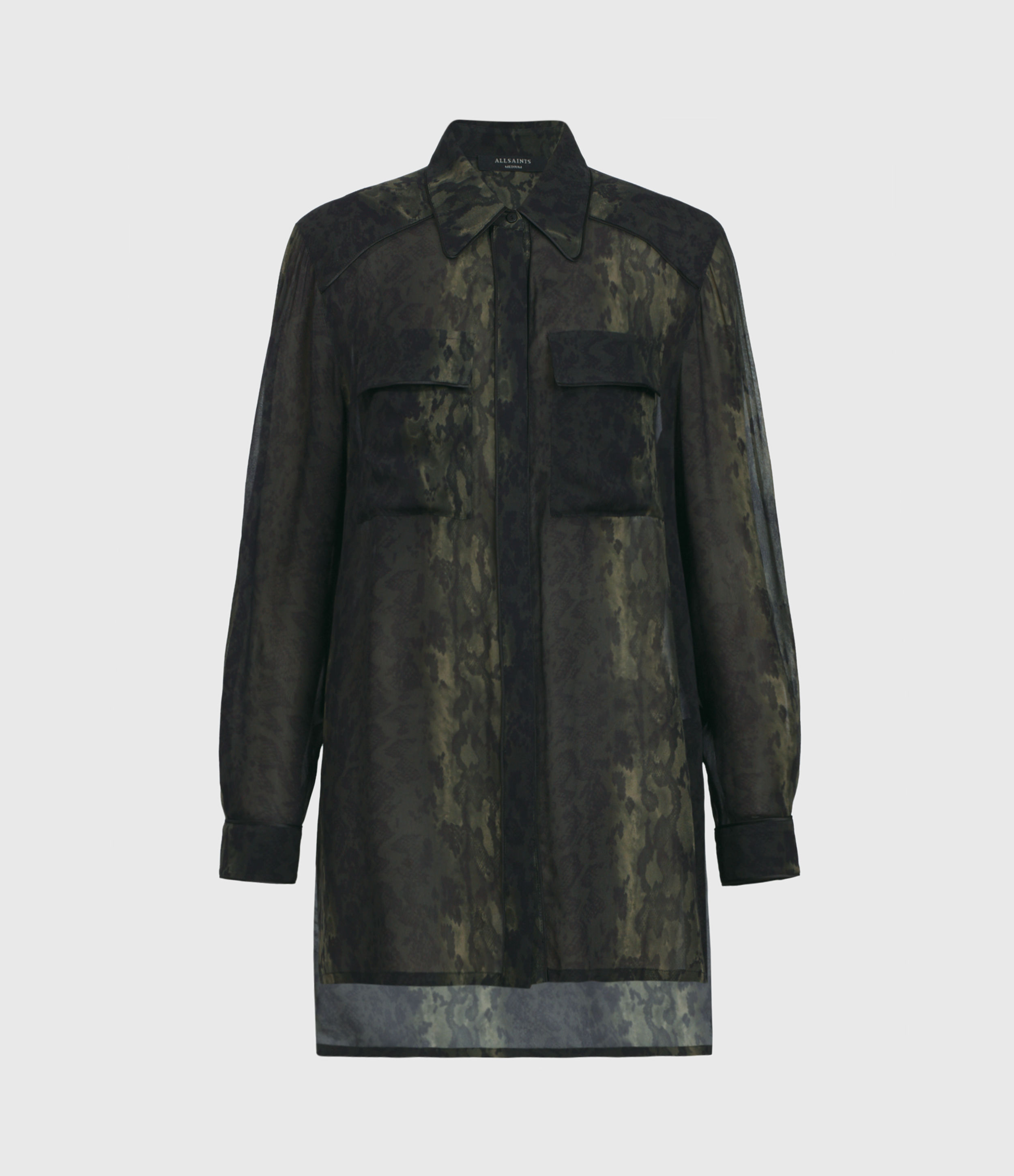 AllSaints Esther Masala Shirt