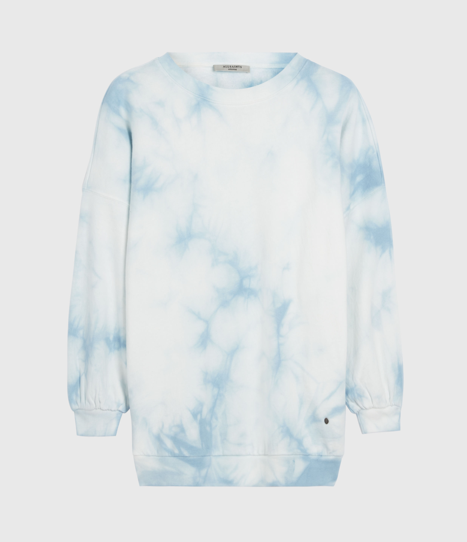 AllSaints Storn Tie Dye Sweatshirt