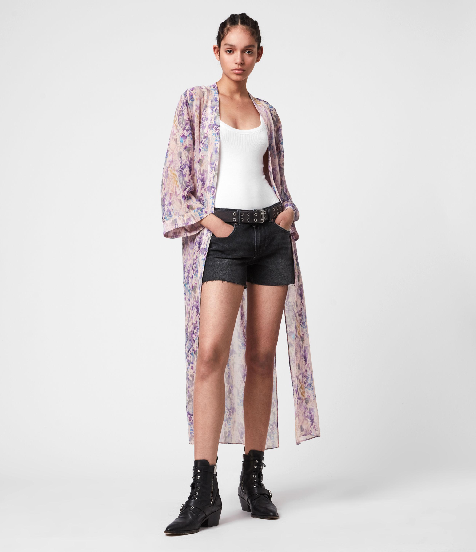 AllSaints Carine Masala Kimono