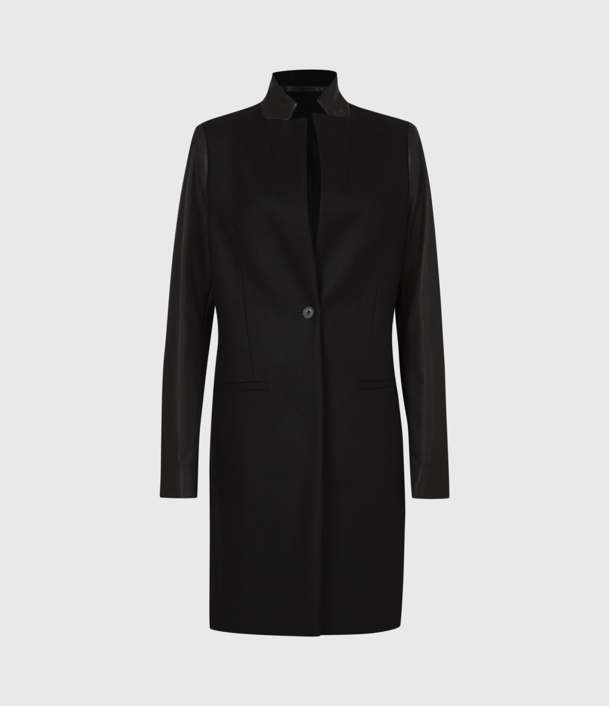 AllSaints Leni Lea Coat