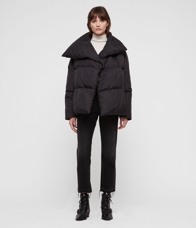 AllSaints Vrai Avia Puffer Coat