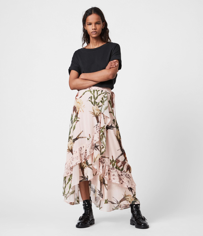 Allsaints Skirts ALLSAINTS WOMENS LUCA NOLINA SKIRT