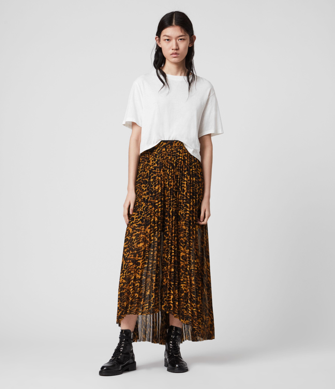 AllSaints Cora Ambient Skirt