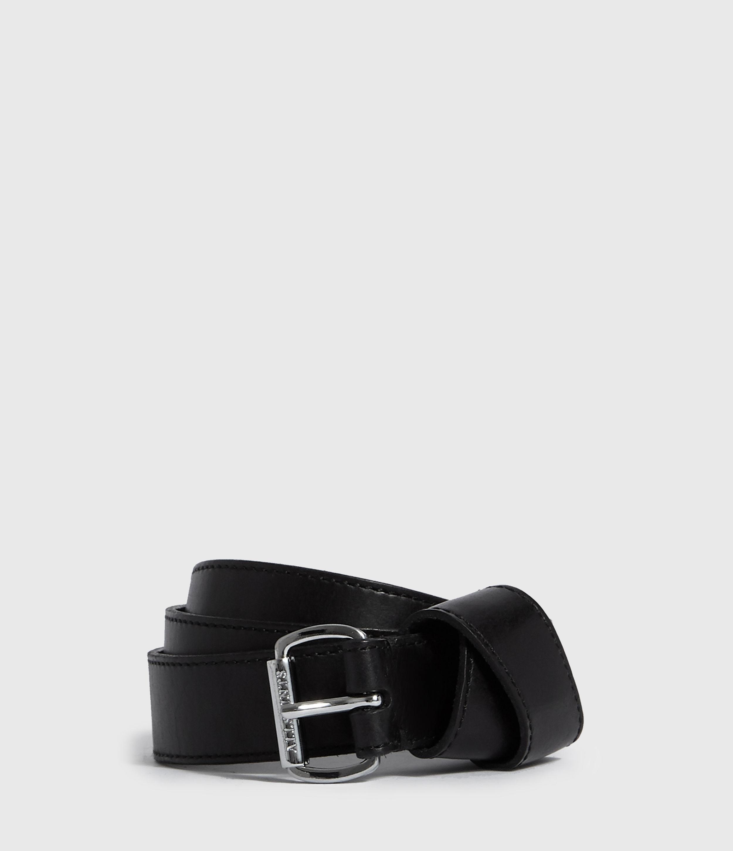 AllSaints Leonie Leather Belt