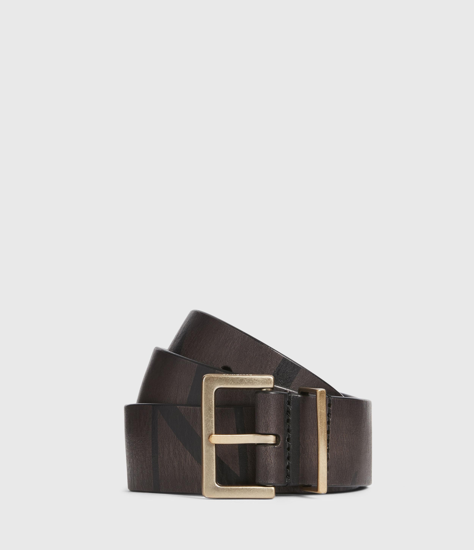 AllSaints Scarlett Leather Belt