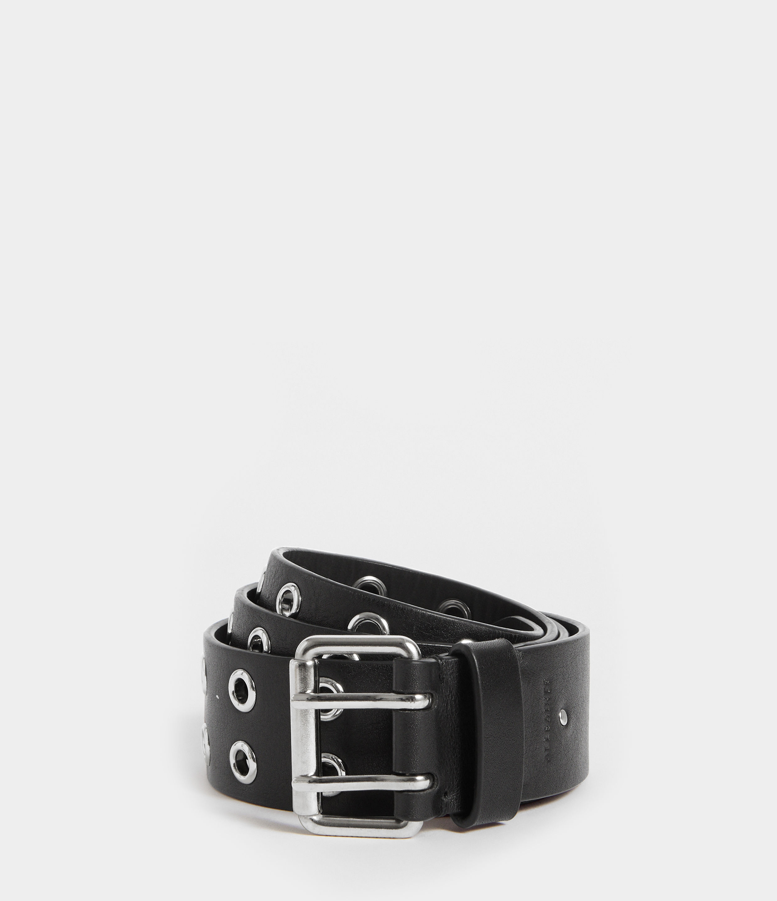 AllSaints Iryna Leather Belt