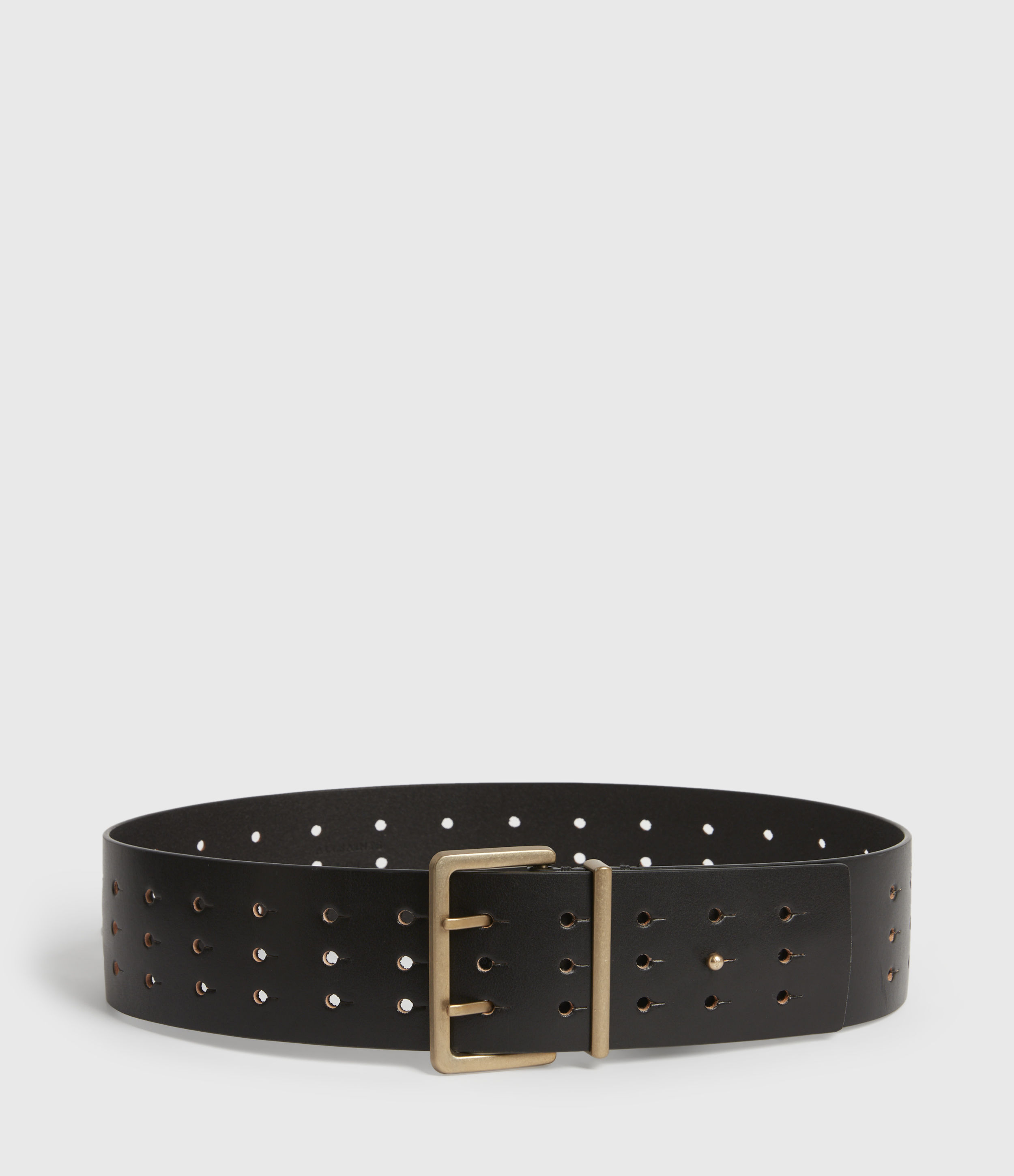 AllSaints Jane Leather Belt