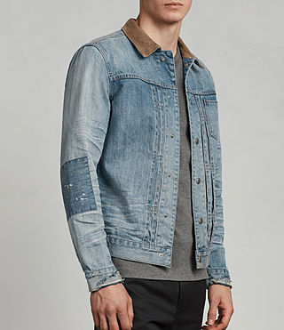 Men's Ibanez Jacket (Indigo) - Image 2