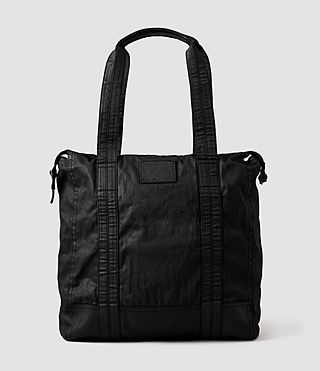 Mens Hayel Denim Tote (Carbon)