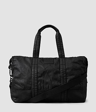 Mens Hayel Denim Gymbag (Carbon)