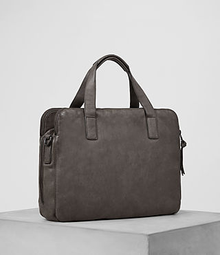 Mens Hart Leather Workbag (Bitter Brown) - product_image_alt_text_3