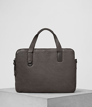 Mens Hart Leather Workbag (Bitter Brown) - product_image_alt_text_5