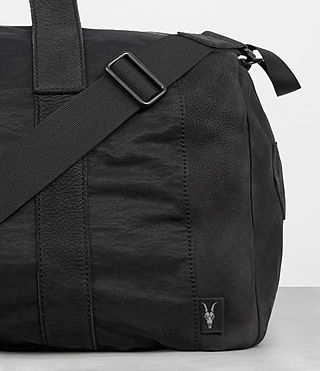 Men's Peak Holdall (Washed Black) - Image 2