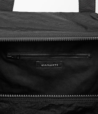 Men's Peak Holdall (Washed Black) - Image 4
