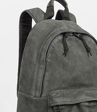 Men's Haydon Rucksack (ANTHRACITE GREY) - Image 3