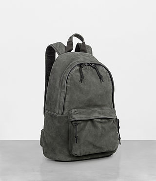 Men's Haydon Rucksack (ANTHRACITE GREY) - Image 5