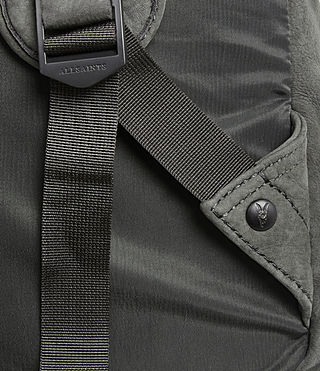 Men's Haydon Rucksack (ANTHRACITE GREY) - Image 6