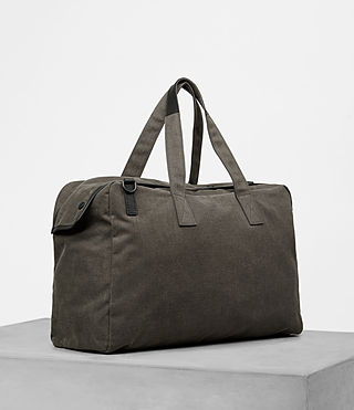 Men's Minato Holdall (Khaki Green) - product_image_alt_text_3