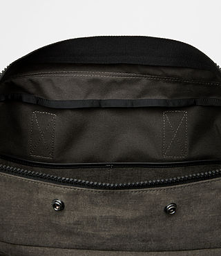 Men's Minato Holdall (Khaki Green) - product_image_alt_text_6