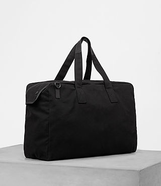 Hombres Minato Holdall (Black) - product_image_alt_text_3