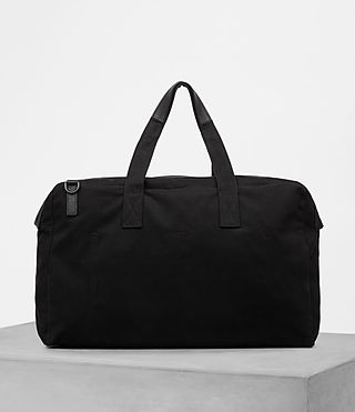 Hombres Minato Holdall (Black) - product_image_alt_text_5
