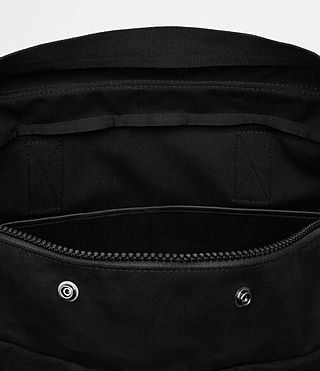 Hombres Minato Holdall (Black) - product_image_alt_text_6