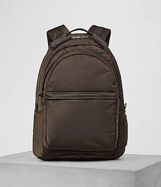 Men's Chamber Rucksack (Khaki Brown) -