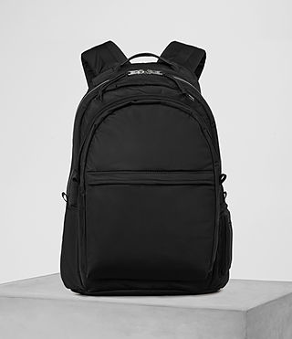 Men's Chamber Rucksack (Jet Black)