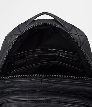 Mens Shoto Rucksack (WASHED INK/ BLACK) - product_image_alt_text_5