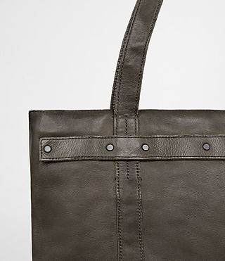Hombre Storm Leather Tote (Washed Bitter) - product_image_alt_text_2